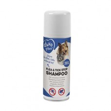 Vlooien en teken shampoo