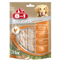 8in1 Delights twisted sticks 35ST
