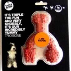Tasty Bone Trio Bone bacon small